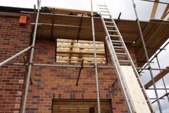 Fawsley multiple storey extension quotes